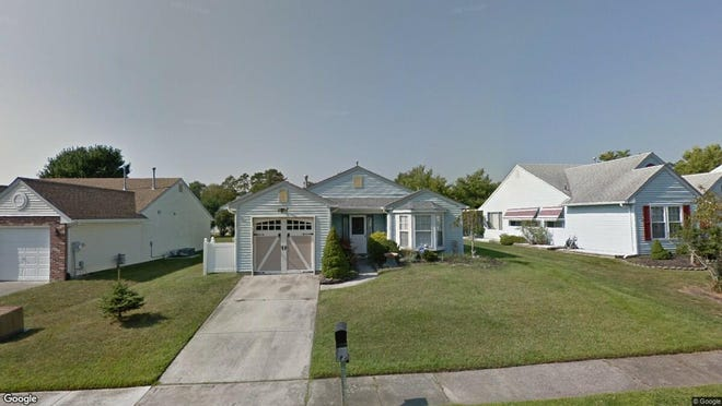 This Google Street View image shows the approximate location of 112 Mohican Lane in Little Egg Harbor. The property at this address changed hands in November 2019, when new owners bought the property for $175,000.