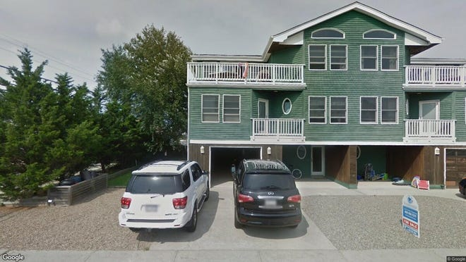 This Google Street View image shows the approximate location of 103 E. 29th St. U-B in Long Beach Township. The property at this address changed hands in November 2019, when new owners bought the property for $795,000.