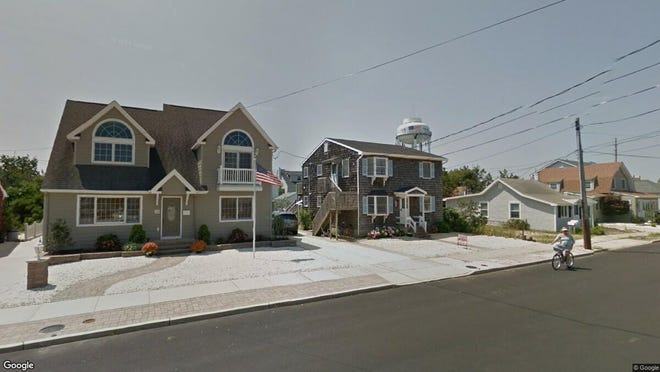 This Google Street View image shows the approximate location of 119 Eleventh Ave. in Seaside Park. The property at this address changed hands in November 2019, when new owner bought the property for $547,000.