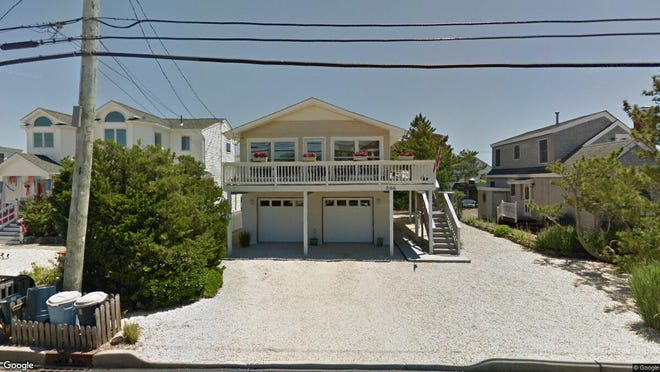 This Google Street View image shows the approximate location of 2106 N. Central Ave. in Surf City. The property at this address changed hands in November 2019, when new owners bought the property for $685,000.