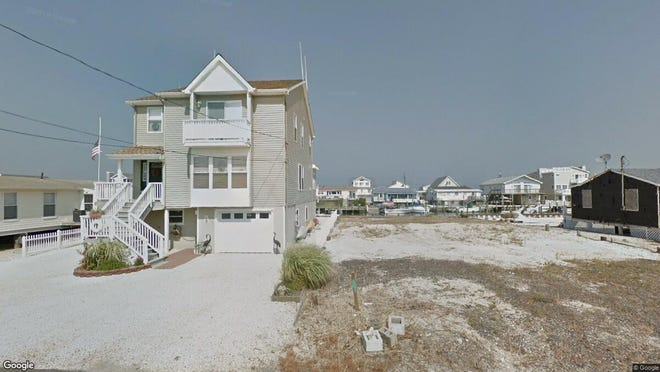This Google Street View image shows the approximate location of 108 Curlew Road in Tuckerton. The property at this address changed hands in November 2019, when new owners bought the property for $430,000.