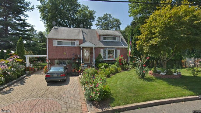 This Google Street View image shows the approximate location of 36 John St. in Closter. The property at this address changed hands in September 2019, when new owners bought the property for $472,000.