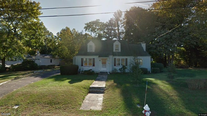 This Google Street View image shows the approximate location of 71 Westons Mill Road in East Brunswick. The property at this address changed hands in August 2019, when new owners bought the property for $306,500.