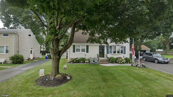 This Google Street View image shows the approximate location of 84 Leo St. in Edison. The property at this address changed hands in October 2019, when new owner bought the property for $360,000.