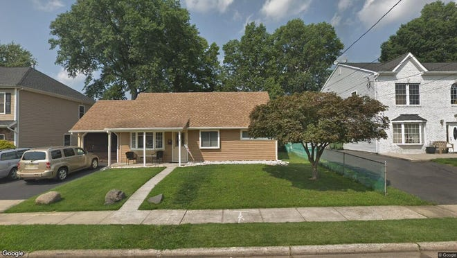 This Google Street View image shows the approximate location of 34 Parkerson Road in Edison. The property at this address changed hands in November 2019, when new owners bought the property for $285,000.