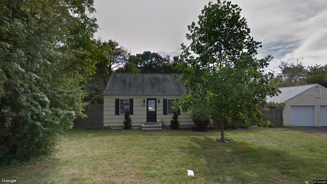 This Google Street View image shows the approximate location of 120 Dutton St. in Franklin. The property at this address changed hands in October 2019, when new owners bought the property for $270,000.