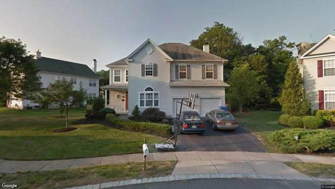 This Google Street View image shows the approximate location of 6 Harrogate Circle in Montgomery. The property at this address changed hands in October 2019, when new owners bought the property for $600,000.