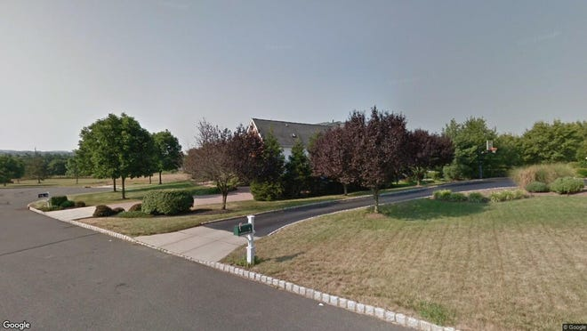 This Google Street View image shows the approximate location of 10 Kingfisher Lane in Montgomery. The property at this address changed hands in November 2019, when new owners bought the property for $1,155,000.