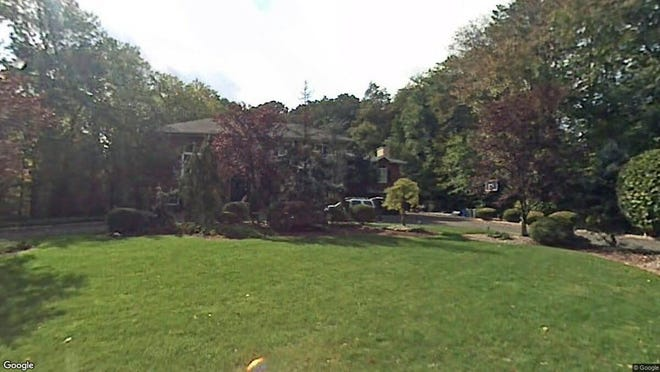 This Google Street View image shows the approximate location of 9 Sage Drive in Warren. The property at this address changed hands in October 2019, when new owners bought the property for $849,000.
