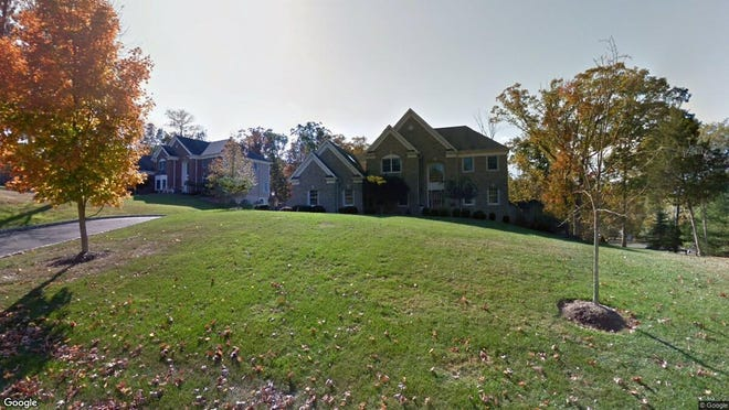 This Google Street View image shows the approximate location of 1 Strawberry Lane in Warren. The property at this address changed hands in November 2019, when new owners bought the property for $945,000.