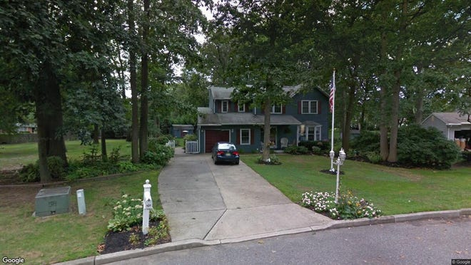 This Google Street View image shows the approximate location of 9 Framingham Road in Edgewater Park. The property at this address changed hands in November 2019, when new owner bought the property for $300,000.
