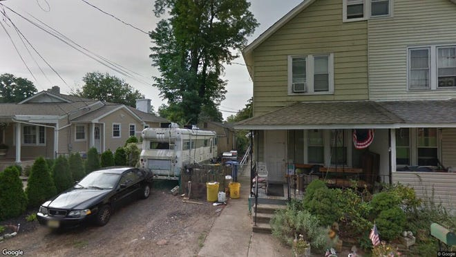 This Google Street View image shows the approximate location of 13 Homestead Ave. in Bordentown Township. The property at this address changed hands in October 2019, when new owner bought the property for $109,900.