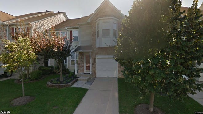 This Google Street View image shows the approximate location of 27 Barclay Court in Bordentown Township. The property at this address changed hands in November 2019, when new owner bought the property for $300,000.