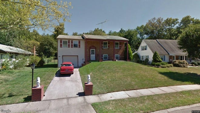 This Google Street View image shows the approximate location of 253 Evergreen Drive in Willingboro. The property at this address changed hands in August 2019, when new owner bought the property for $127,000.
