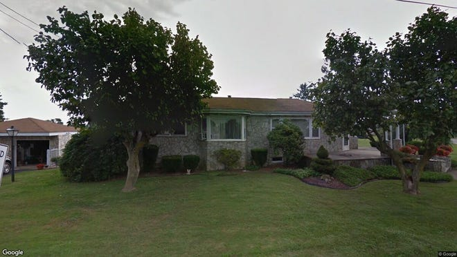 This Google Street View image shows the approximate location of 67 Fenton Lane in Chesterfield. The property at this address changed hands in October 2019, when new owners bought the property for $292,500.
