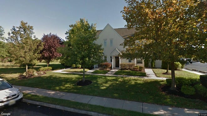 This Google Street View image shows the approximate location of 2007A Staghorn Drive in Mount Laurel. The property at this address changed hands in October 2019, when new owners bought the property for $205,000.