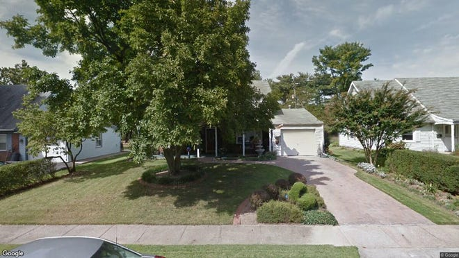 This Google Street View image shows the approximate location of 43 Hamilton Lane in Willingboro. The property at this address changed hands in August 2019, when new owner bought the property for $150,000.