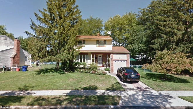 This Google Street View image shows the approximate location of 315 Juniata Ave. in Delran. The property at this address changed hands in October 2019, when new owner bought the property for $281,000.