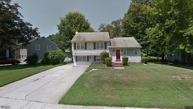 This Google Street View image shows the approximate location of 39 Tinker Drive in Mount Holly. The property at this address changed hands in October 2019, when new owners bought the property for $195,000.