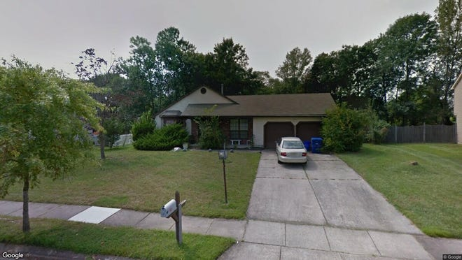 This Google Street View image shows the approximate location of 161 Carlton Ave. in Evesham. The property at this address changed hands in October 2019, when new owners bought the property for $262,500.