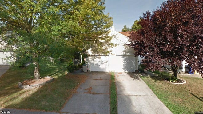 This Google Street View image shows the approximate location of 156 Winstead Drive in Westampton. The property at this address changed hands in September 2019, when new owners bought the property for $189,000.