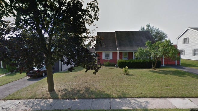 This Google Street View image shows the approximate location of 44 Holyoke Lane in Willingboro. The property at this address changed hands in September 2019, when new owner bought the property for $130,000.