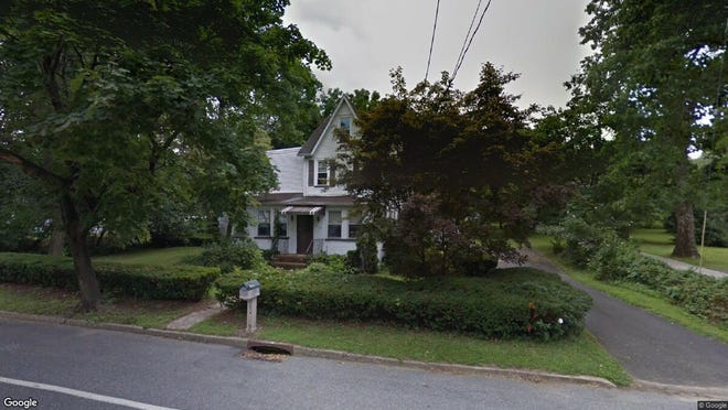 This Google Street View image shows the approximate location of 300 N. Forklanding Road in Cinnaminson. The property at this address changed hands in October 2019, when new owners bought the property for $229,000.