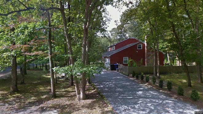 This Google Street View image shows the approximate location of 37 Hinchman Road in Medford. The property at this address changed hands in November 2019, when new owner bought the property for $315,000.