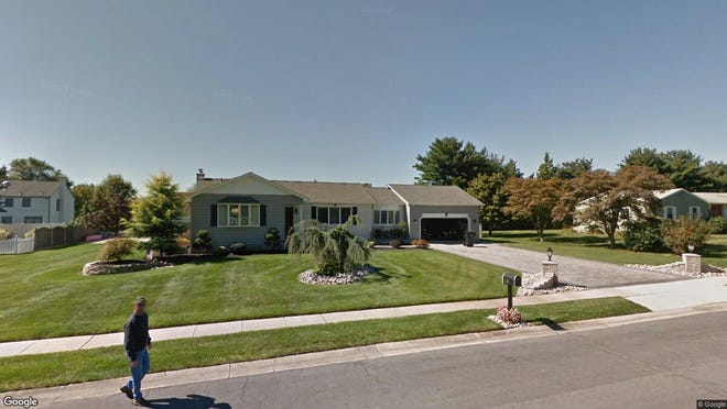 This Google Street View image shows the approximate location of 12 Constitution Blvd. in Berlin Borough. The property at this address changed hands in September 2019, when new owner bought the property for $278,500.
