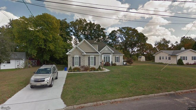 This Google Street View image shows the approximate location of 152 Lake Drive in Brooklawn. The property at this address changed hands in October 2019, when new owner bought the property for $265,000.