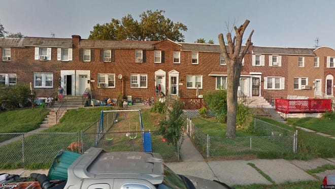 This Google Street View image shows the approximate location of 608 Raritan St. in Camden. The property at this address changed hands in September 2019, when new owner bought the property for $60,000.