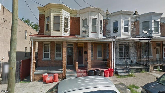 This Google Street View image shows the approximate location of 1141 Whitman Ave. in Camden. The property at this address changed hands in September 2019, when new owner bought the property for $42,000.