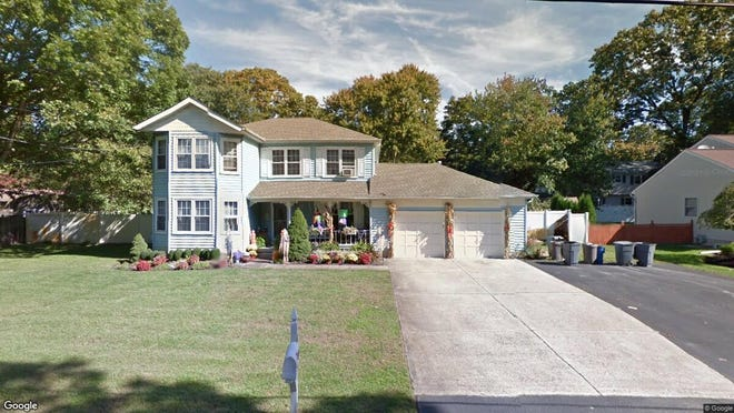 This Google Street View image shows the approximate location of 40 Johnson Road in Gibbsboro. The property at this address changed hands in August 2019, when new owners bought the property for $282,000.