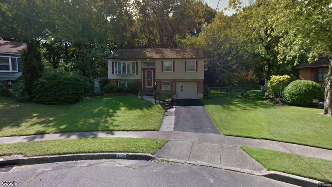 This Google Street View image shows the approximate location of 1212 Clement Place in Gloucester Township. The property at this address changed hands in September 2019, when new owner bought the property for $194,000.