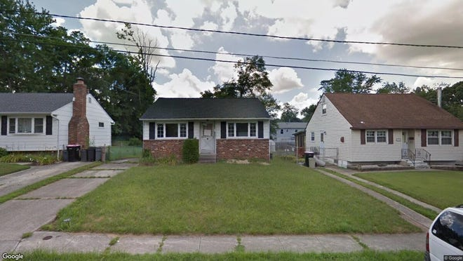 This Google Street View image shows the approximate location of 404 Zane Ave. in Gloucester Township. The property at this address changed hands in September 2019, when new owner bought the property for $128,500.