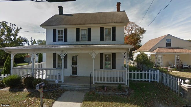 This Google Street View image shows the approximate location of 1855 New Brooklyn Road in Gloucester Township. The property at this address changed hands in September 2019, when new owners bought the property for $121,500.
