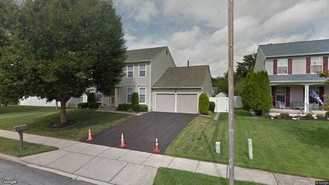This Google Street View image shows the approximate location of 5 Billingsport Drive in Gloucester Township. The property at this address changed hands in October 2019, when new owner bought the property for $277,000.
