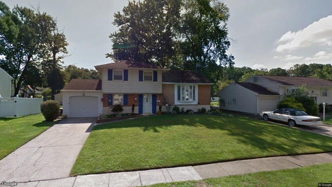 This Google Street View image shows the approximate location of 225 Woods Lane in Gloucester Township. The property at this address changed hands in October 2019, when new owner bought the property for $190,000.