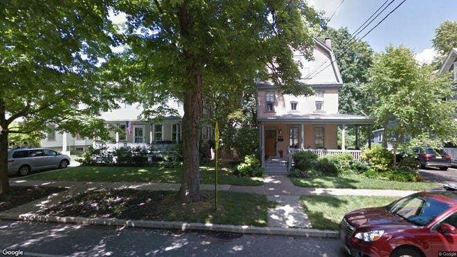 This Google Street View image shows the approximate location of 127 W. End Ave. in Haddonfield. The property at this address changed hands in September 2019, when new owners bought the property for $571,000.