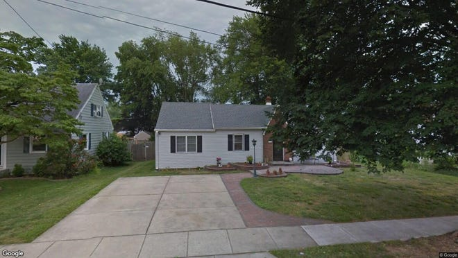This Google Street View image shows the approximate location of 1518 Maple Ave. in Haddon Heights. The property at this address changed hands in September 2019, when new owners bought the property for $240,000.