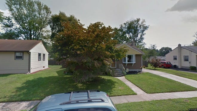 This Google Street View image shows the approximate location of 210 Paulson Drive in Magnolia. The property at this address changed hands in September 2019, when new owner bought the property for $161,000.