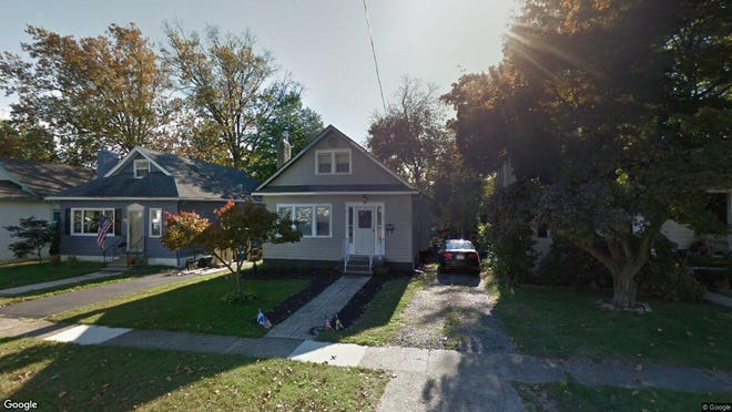 This Google Street View image shows the approximate location of 50 Ridgeway Ave. in Oaklyn. The property at this address changed hands in October 2019, when new owner bought the property for $190,000.
