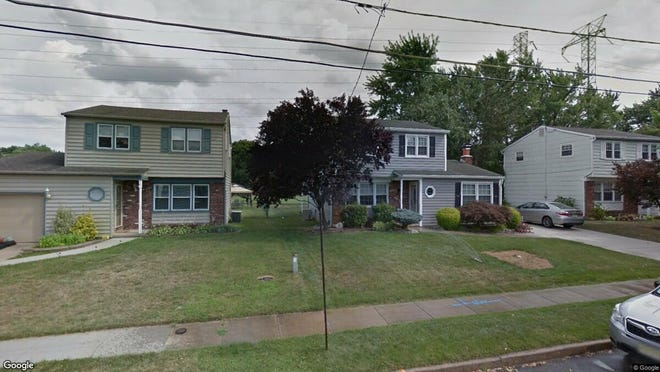 This Google Street View image shows the approximate location of 8160 Wyndam Road in Pennsauken. The property at this address changed hands in October 2019, when new owner bought the property for $200,000.