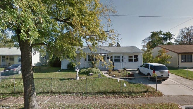 This Google Street View image shows the approximate location of 12 Farndale Road in Somerdale. The property at this address changed hands in July 2019, when new owner bought the property for $135,000.