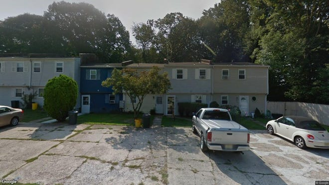 This Google Street View image shows the approximate location of 648 Tara Drive in Winslow. The property at this address changed hands in October 2019, when new owner bought the property for $28,800.