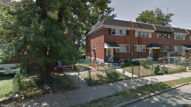 This Google Street View image shows the approximate location of 1223 Lake Shore Drive in Camden. The property at this address changed hands in October 2019, when new owner bought the property for $80,000.
