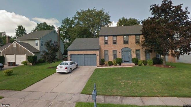 This Google Street View image shows the approximate location of 3 Stonegate Court in Gloucester Township. The property at this address changed hands in October 2019, when new owners bought the property for $280,000.