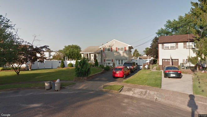 This Google Street View image shows the approximate location of 617 Williams Terrace in Runnemede. The property at this address changed hands in August 2019, when new owners bought the property for $215,000.