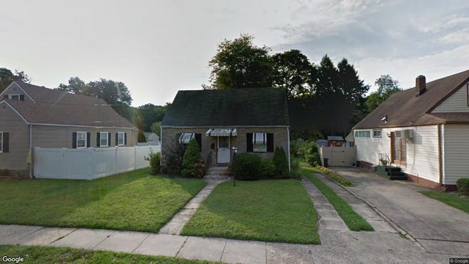 This Google Street View image shows the approximate location of 448 Center Ave. in Runnemede. The property at this address changed hands in August 2019, when new owners bought the property for $130,000.