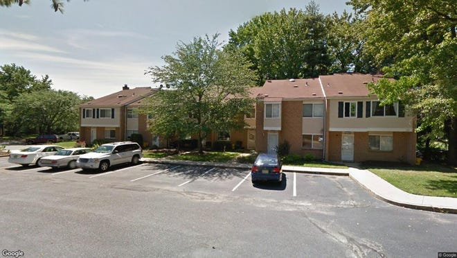 This Google Street View image shows the approximate location of 1053 Pendleton Court in Voorhees. The property at this address changed hands in September 2019, when new owner bought the property for $120,100.